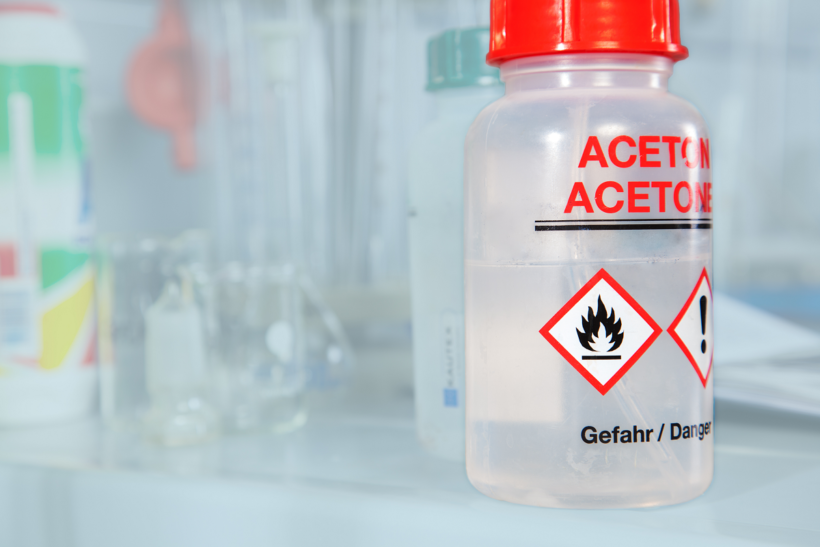 Acetone Versus Alcohol For Cleaning?