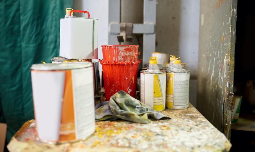 Mineral Spirits Versus Paint Thinner