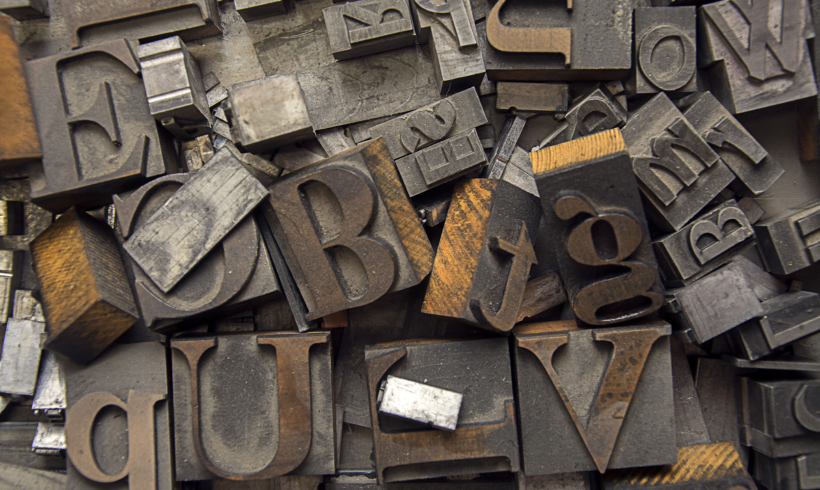 History Lessons: What Solvents Are Used in Letterpress Printing?