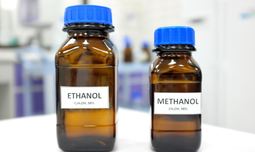 Methanol Versus Ethanol